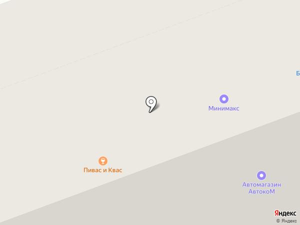 Минимакс на карте Северодвинска