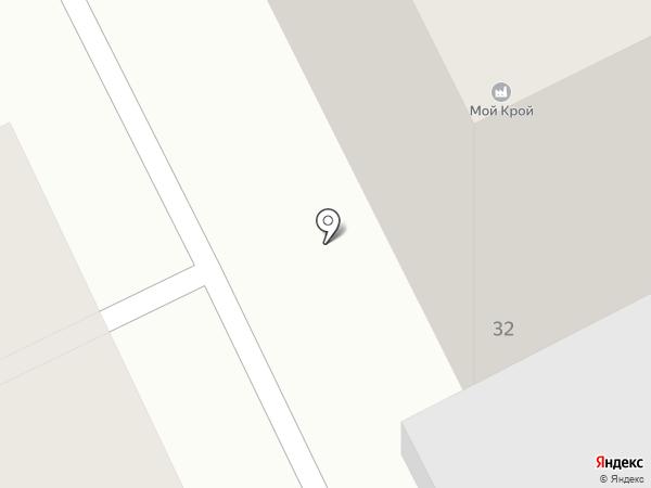 Danetti на карте Ростова-на-Дону