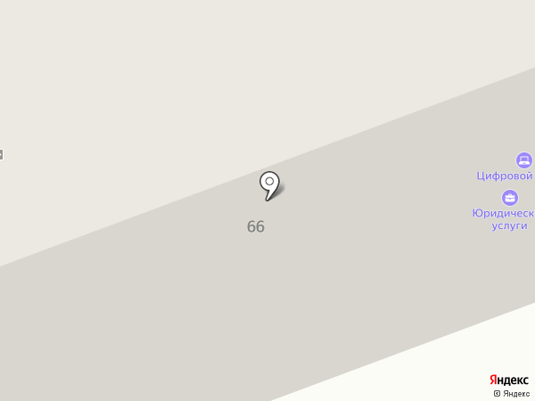 De Lis на карте Северодвинска