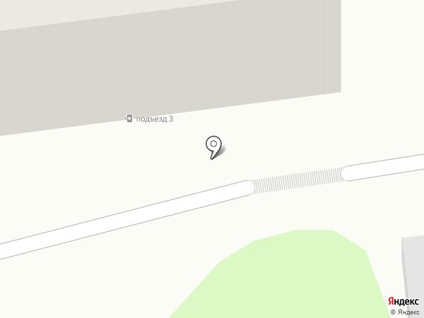 Чика на карте Ростова-на-Дону