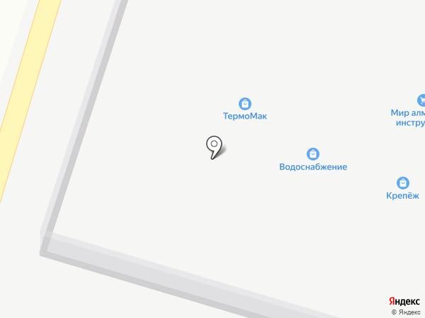 ТермоМак на карте Янтарного