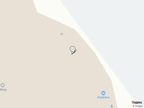 Квартал уюта на карте Северодвинска