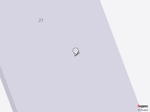 Детский сад №49, Белоснежка на карте Северодвинска
