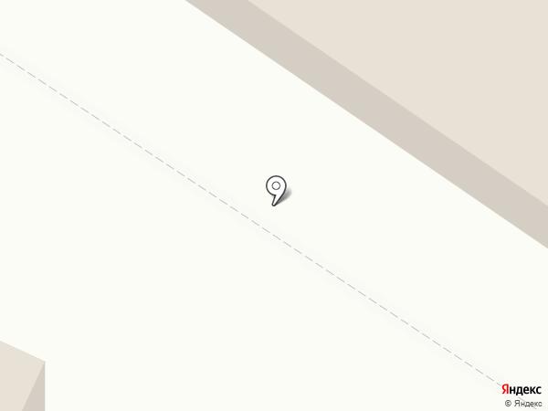 Магазин по продаже шаурмы на карте Северодвинска