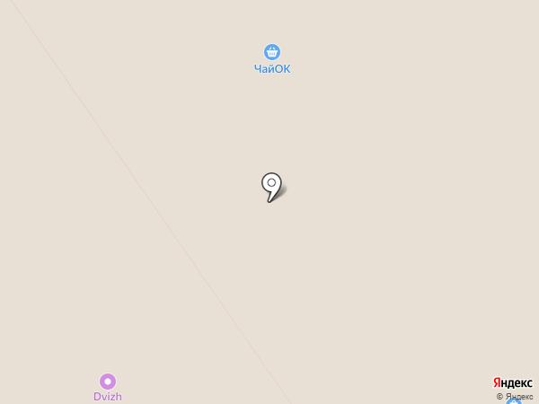 Душка подушка на карте Вологды