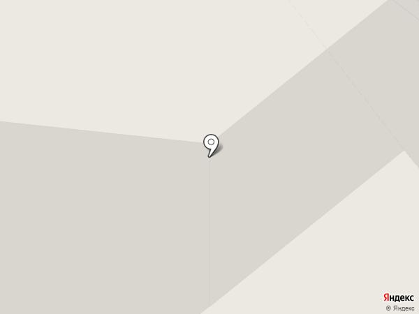 Ягры, МУП на карте Северодвинска