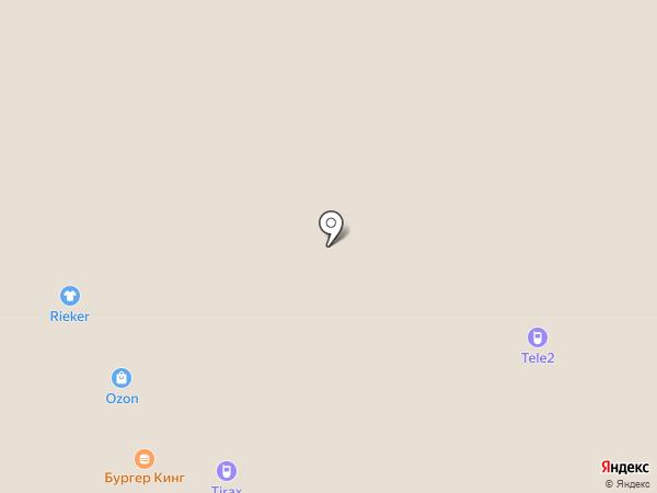 Defile на карте Вологды