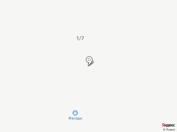 Ковка в Дом на карте Янтарного