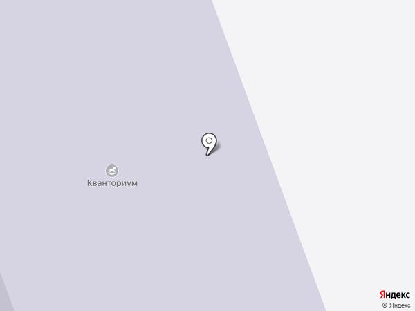 Центр юношеского научно-технического творчества на карте Северодвинска