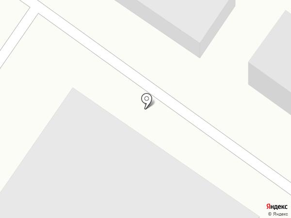 Кулибин на карте Северодвинска