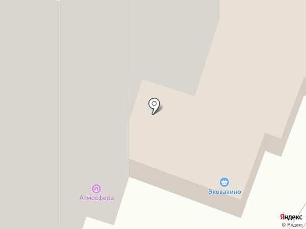 Бэби-скул на карте Рязани