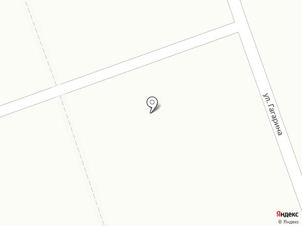 Акварель на карте Северодвинска