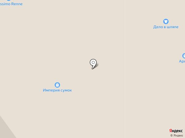 Твое на карте Вологды
