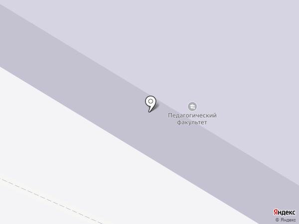 Ярославский государственный педагогический университет им. К.Д. Ушинского на карте Ярославля