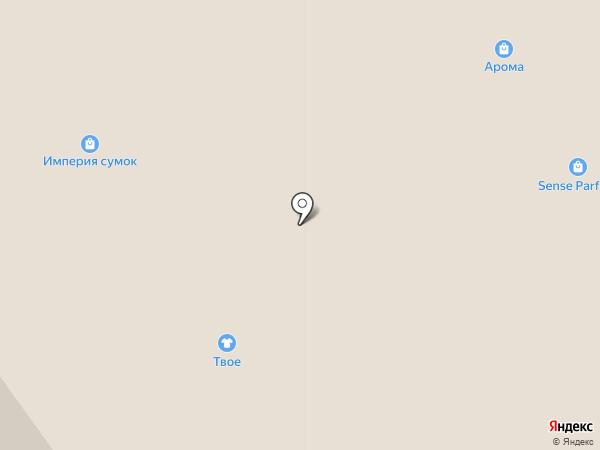 Смышленыш на карте Вологды