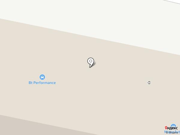 АНЕГ-Энерго на карте Ярославля