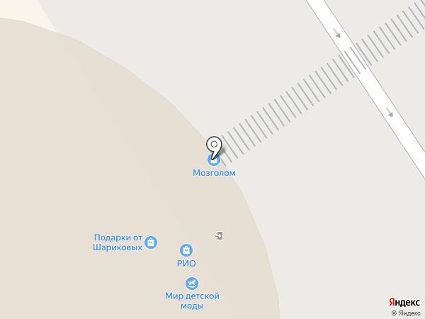 Benaffetto на карте Вологды