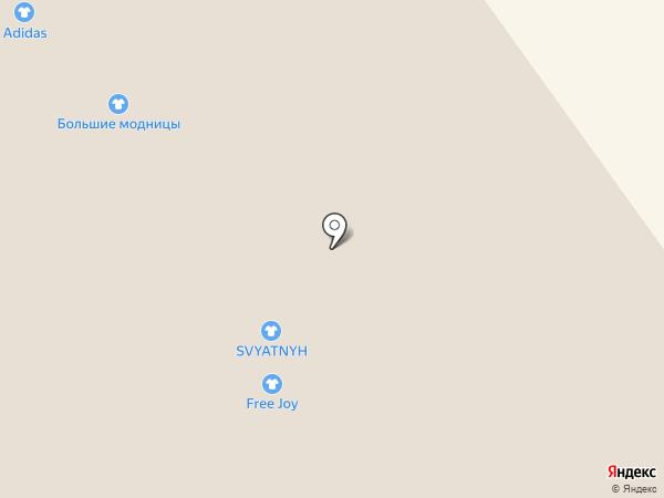 Ellen на карте Вологды