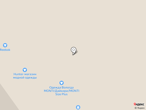 Evrika на карте Вологды