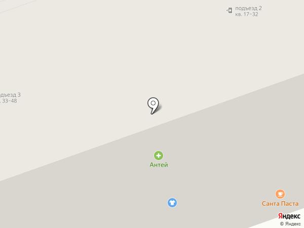BELWEST на карте Северодвинска