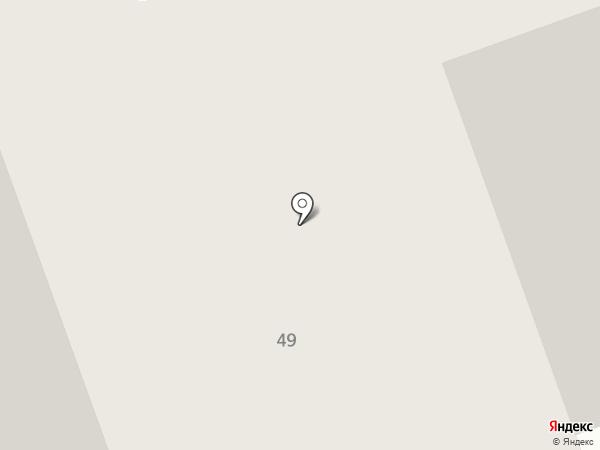 Тату-салон на карте Северодвинска