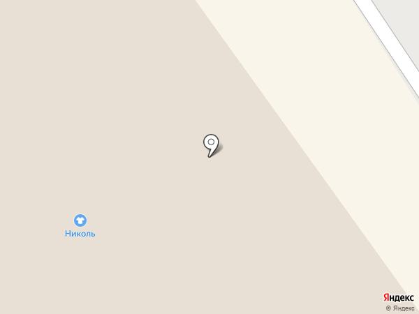 Муравейник на карте Вологды