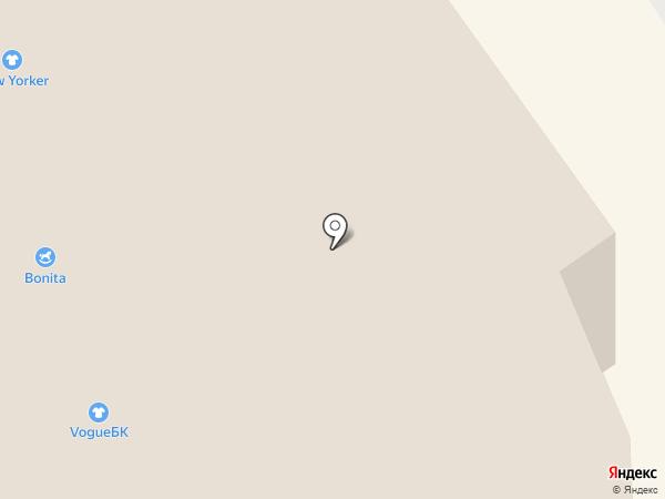 Damari на карте Вологды