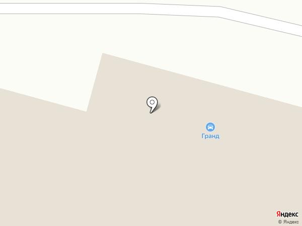 Авто-Энерджи на карте Янтарного