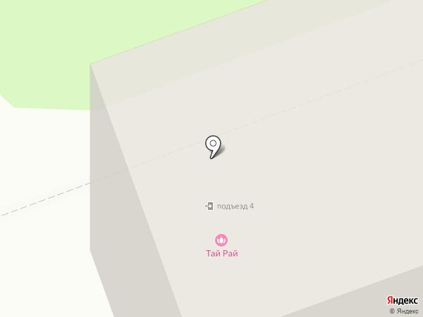 Банковский советник на карте Северодвинска