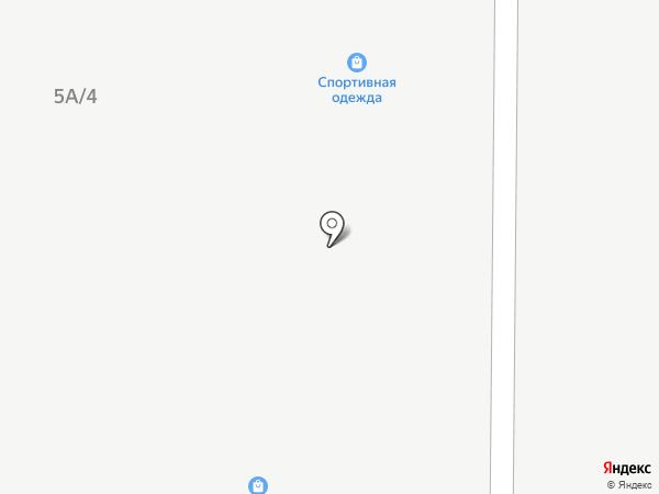 Магазин женской одежды на карте Янтарного