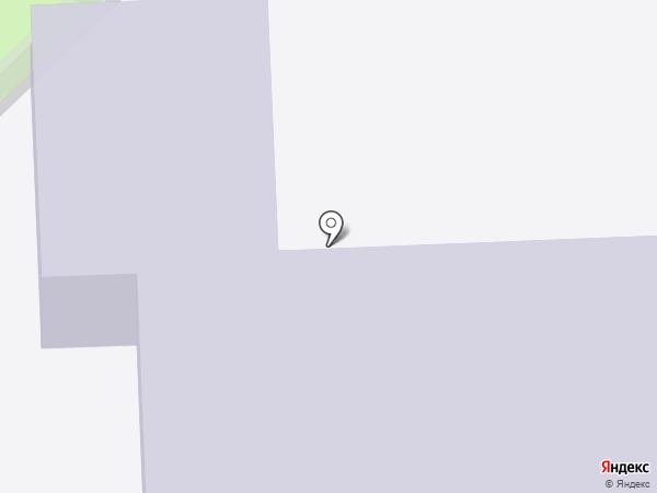 Кувшиновский детский сад на карте Кувшиново