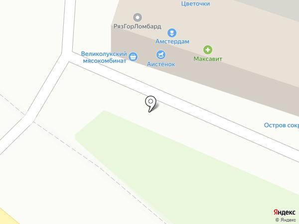 ЗдравСити на карте Рязани