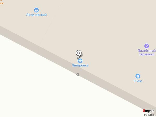 Банкомат, Липецккомбанк, ПАО на карте Казинки