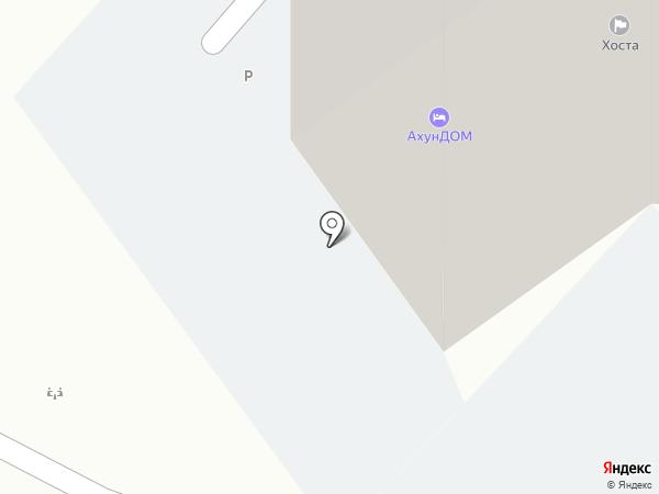 Феникс плюс на карте Сочи