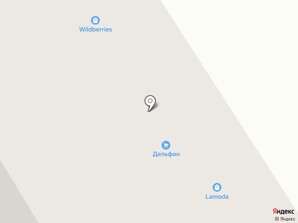 Абажур на карте Рязани