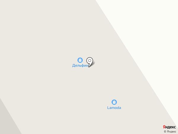 Бристоль на карте Рязани