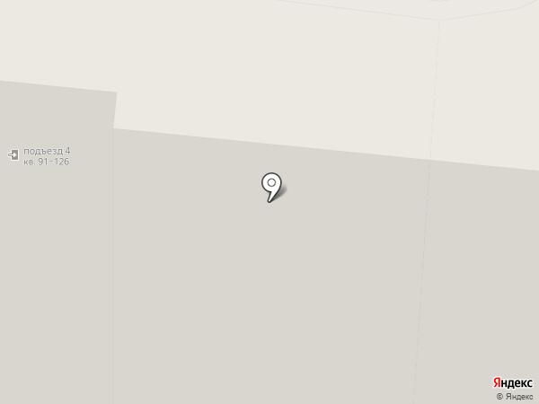 Надежный водитель на карте Северодвинска