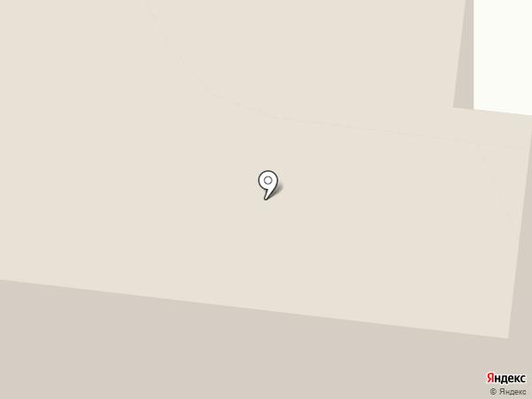 Медицинский центр на Яграх на карте Северодвинска