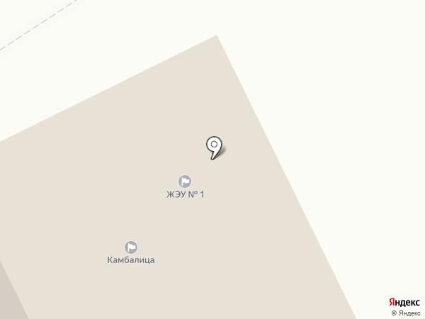 Ягры-208 на карте Северодвинска