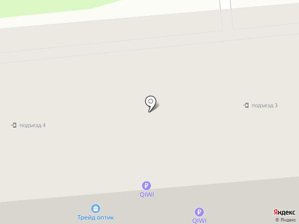 Алло Алло на карте Вологды
