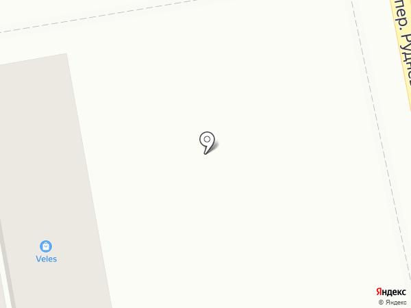 Сеть мебельных салонов на карте Ростова-на-Дону