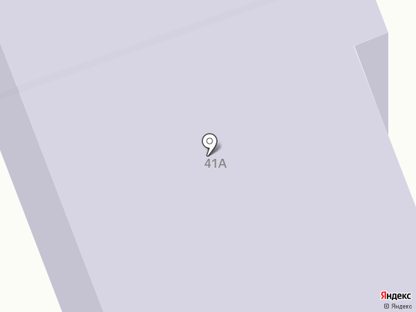 Детский сад №13, Незабудка на карте Северодвинска