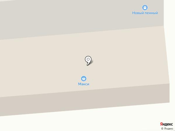 Магазин часов на карте Вологды