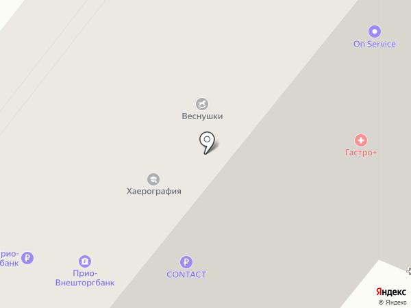 Светлана на карте Рязани
