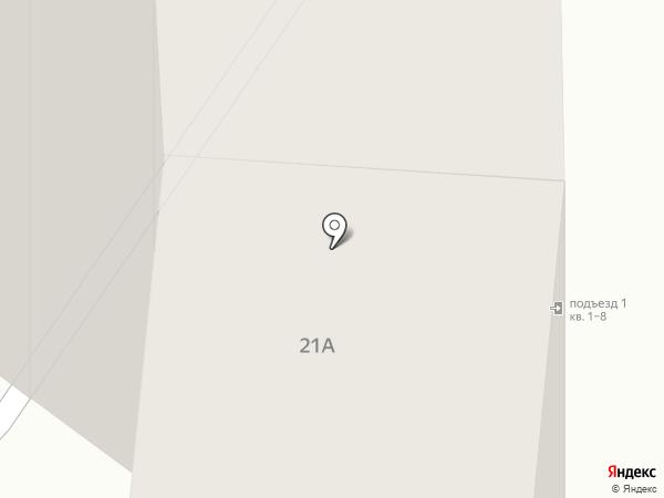 Участковый пункт полиции, Отдел полиции №22 на карте Северодвинска