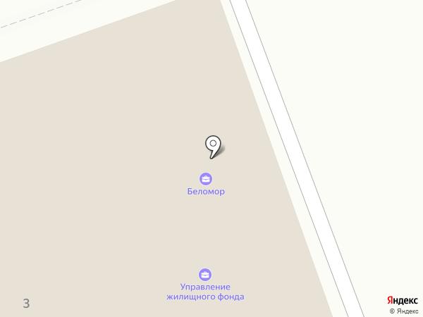 Инспекция Государственного строительного надзора Архангельской области на карте Северодвинска