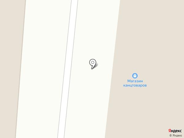 Канц-лайф на карте Янтарного