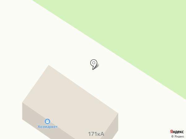 Продуктовый магазин на карте Плеханово
