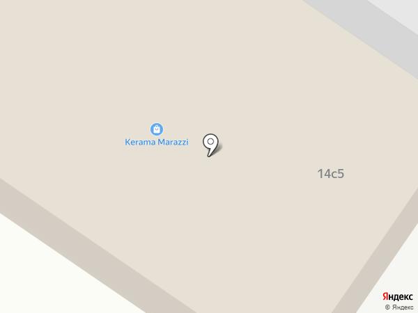 КераСтрой на карте Ярославля