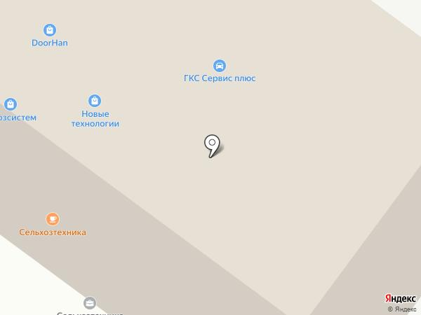 ЯрПСК на карте Ярославля